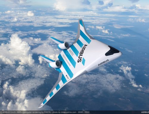 ¿Es este el futuro de volar?